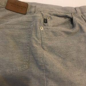 Gray Ralph Lauren pants